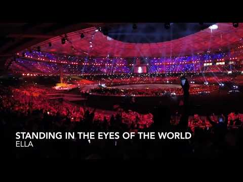 STANDING IN THE EYES OF THE WORLD - ELLA | CLOSING CEREMONY | KUALA KUMPUR 2017 | 29TH SEA GAMES