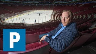 Corey Hirsch opens up about mental illness | The Province