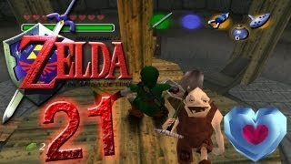 The Legend of Zelda Ocarina of Time - Let