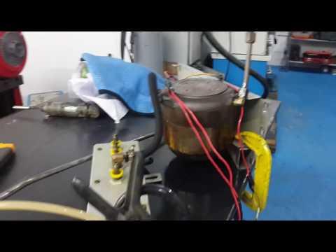 Motor hidráulico cincinnati