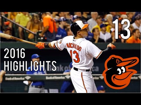 Manny Machado | 2016 Highlights (And 2017 MLB Predictions)