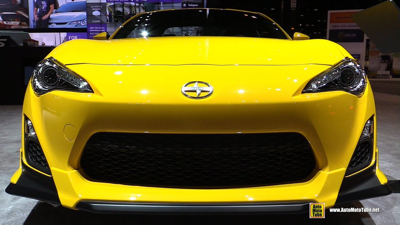 2015 scion fr s release series 1 0 exterior and interior walkaround 2015 chicago auto show. Black Bedroom Furniture Sets. Home Design Ideas