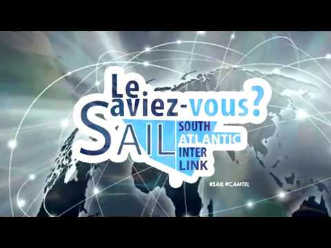 The SAIL project was born out of the bilateral corporation between #Cameroon and #Brazil. #SAIL - 2