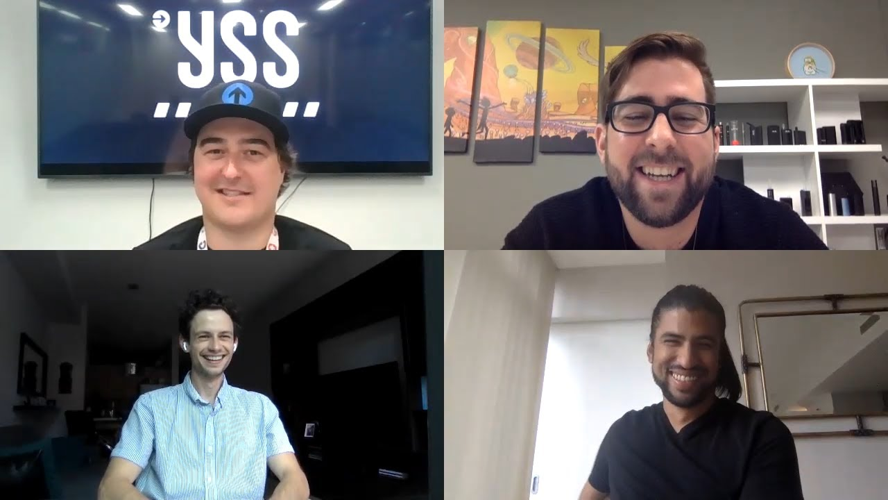 Post COVID-19 Dry Herb Consumption - CEO Roundtable w/ Theo Zunich, Matei Olaru & Afzal Hasan