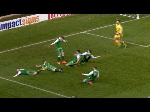 Hibernian 0-0 Celtic (Hibs win 4-2 on Penalties) | Scottish Youth Cup 2017-18 Semi-Final