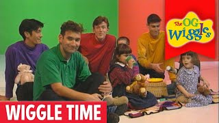 Classic Wiggles: Rock-a-bye Your Bear