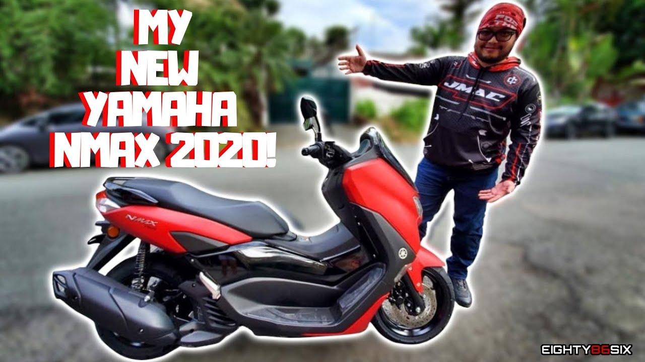SAN AKO NAKAHANAP NG YAMAHA NMAX 2020