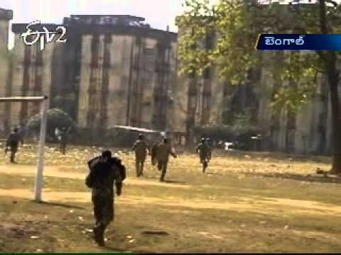 Clash between Bengal police and Eastern Frontier Rifles injures 25