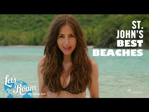 Best Beaches in St. John - Let's Roam Virgin Islands