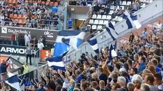 Darmstadt 98 Hymne 2018 auswärts bei St. Pauli