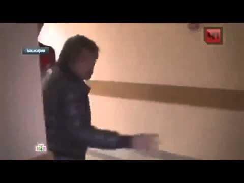 Пьяный хоккеист Михаил Анисин