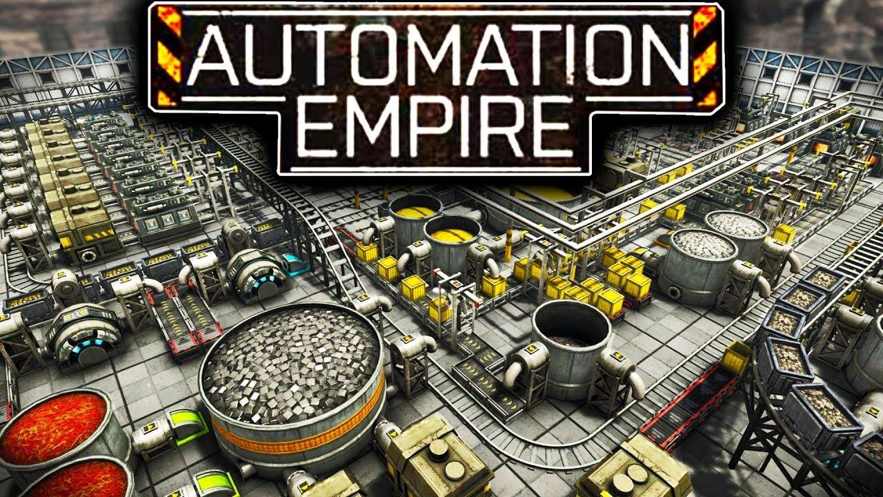 Automation Spiel