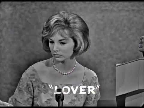 Password Tv Show s01e37 Joan Benny vs Jack Benny Public Domain Mark 1.0