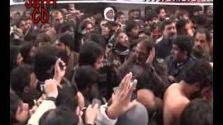Abid Nasir New Live Noha  vich karbal dae medan ae   matamdari 2015 Gohar shah Jhang
