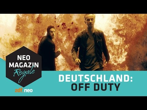 "Neo Magazin Royale is back! (""Deutschland: Off Duty"")"