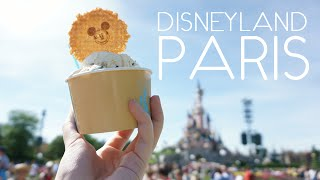 Disneyland Paris & Walt Disney Studios // Europe Travel Vlog #5 {hellorigby}