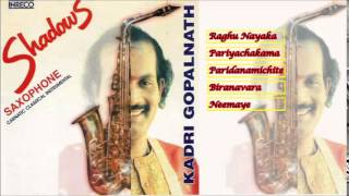 CARNATIC INSTRUMENTAL | SHADOWS | SAXOPHONE | KADRI GOPALNATH | JUKEBOX