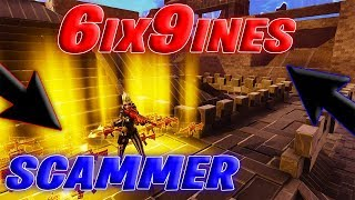 6ix9ines Scammer! His Son Loses LOADS Of Spectrolite! (Scammer Gets Scammed) Fortnite Save The World