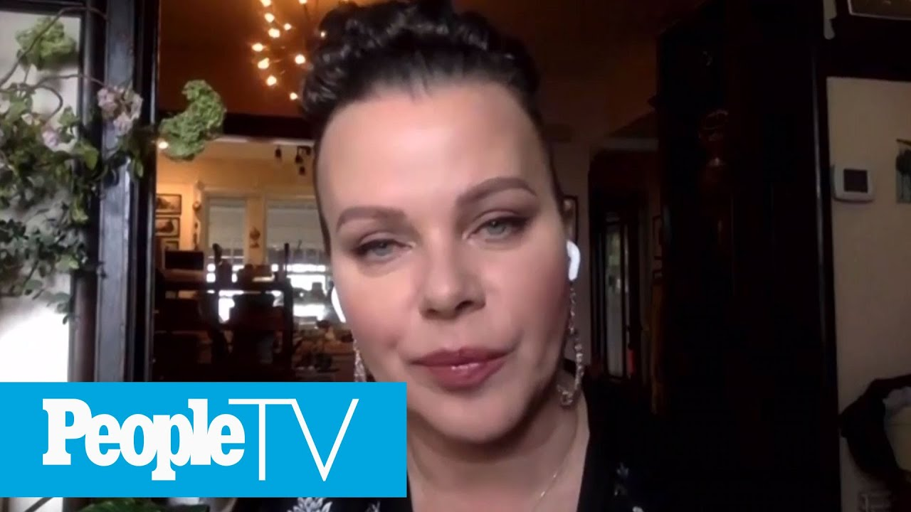 Debi Mazar On Working With Spike Lee & Martin Scorsese | PeopleTV