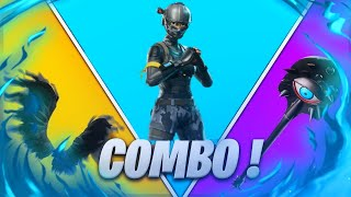10 COMBOS by SKIN TRYHARD on FORTNITE! (2019)