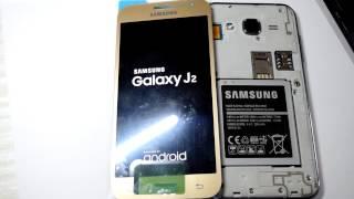 Samsung j200 замена модуля