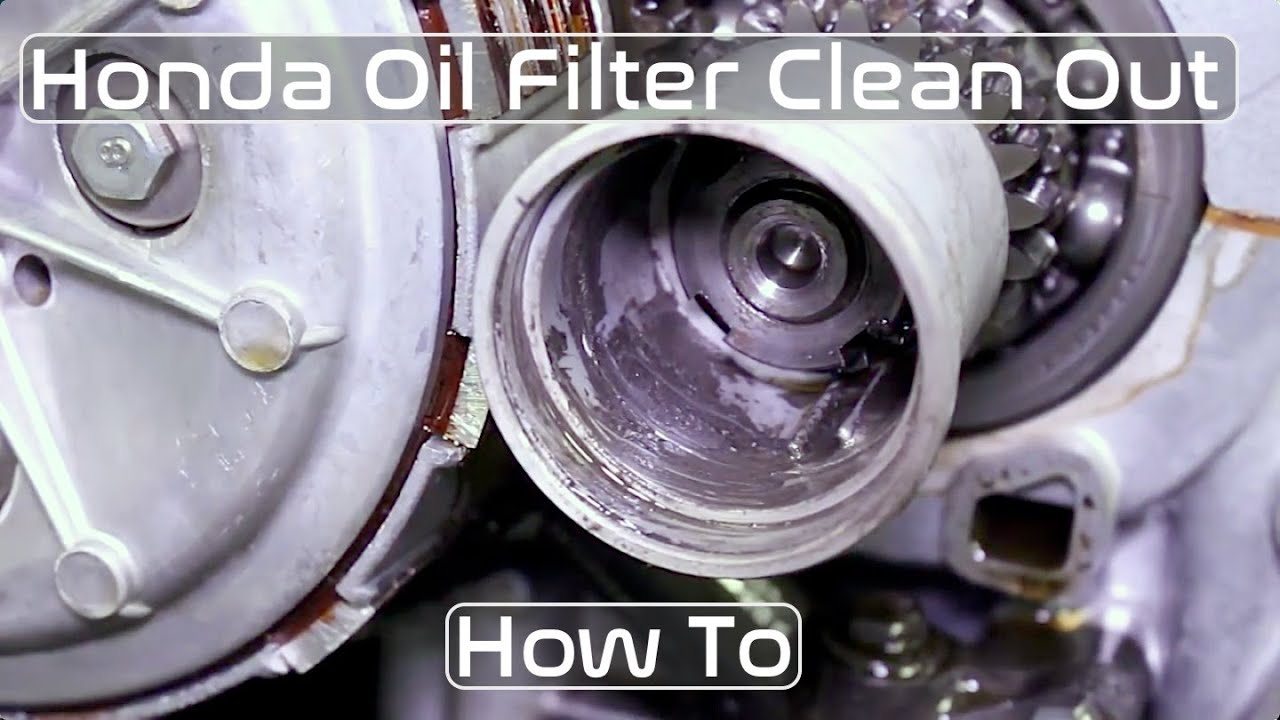 honda cb350 cb360 cb450 oil filter clean how to youtubehonda cb350 cb360 cb450 oil filter clean how to