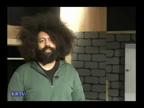 Reggie Watts: Proud To Be From Great Falls, Montana