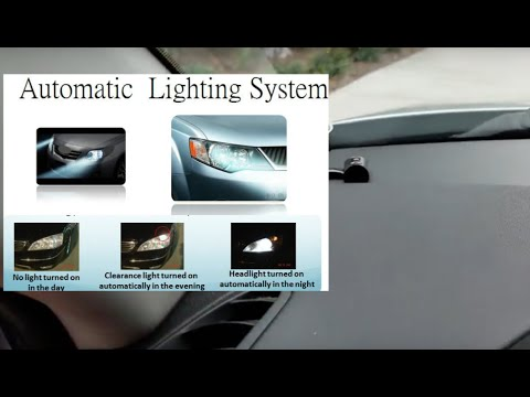 Aftermarket Automatic Headlight