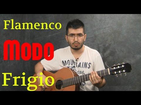 Tutorial de guitarra: La escala frigia para tocar flamenco