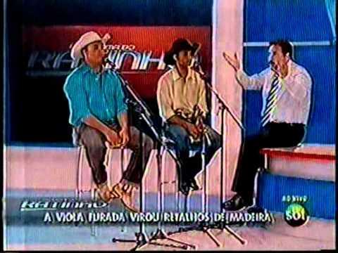 Joao Viola e Marcos Vinicius no Ratinhoavi