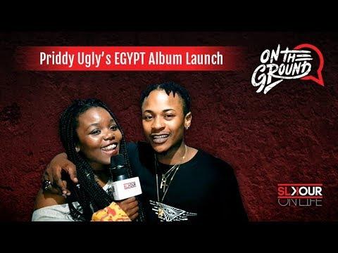 On The Ground: Priddy Ugly, Thaiwanda Thai, Ginger Trill x BK Talk #EGYPT x New Music