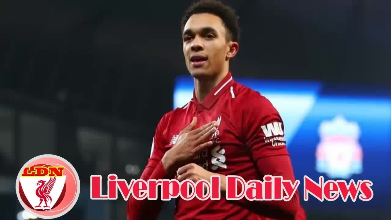 'World class' - Trent Alexander-Arnold on Reds' Palace performance