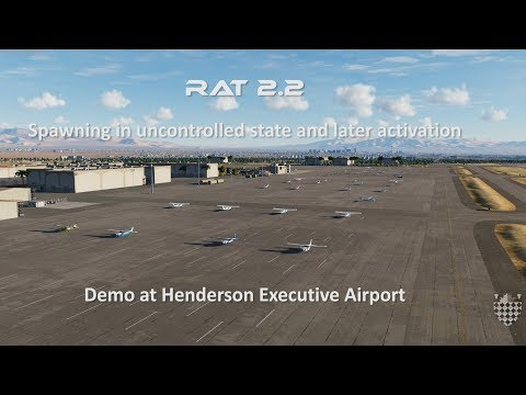 [DCS] MOOSE - RAT - Activate Uncontrolled Aircraft