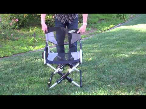 pico arm chair revolving wire the compact folding director s gci outdoor 18020 at california car cover 2012