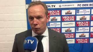 FC Den Bosch TV: Nabeschouwing met Wil Boessen