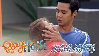 Playhouse: Patty faints in front of Marlon | EP 35