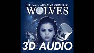 (3D AUDIO) Wolves (USE HEADPHONES!!)