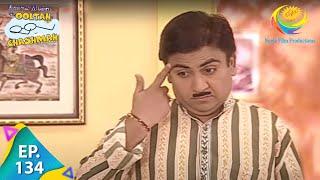 Taarak Mehta Ka Ooltah Chashmah - Full Episode - Ep 134