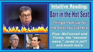 Barr in the Hot Seat