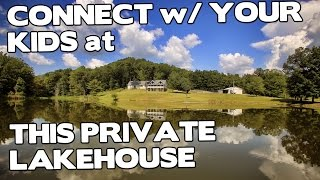 Lake house vacation rental for sale near Historic Perryville Kentucky KY