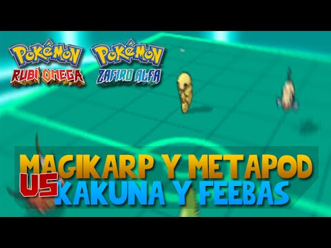 how to catch feebas in ruby