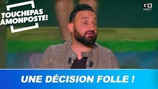 """De l'alcool dans """"C'est à vous"""" : Cyril Hanouna prend une décision folle !"""
