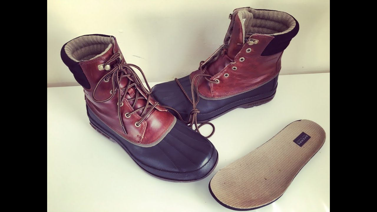 6f018eaa8ec SPERRY Top-Sider Cold Bay Boots Reviewed!