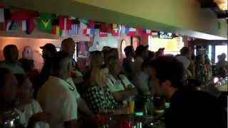 2010 fifa south africa world cup germany vs england celt irish pub part 2