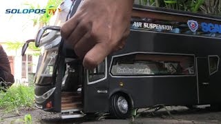 Tips Membuat Replika Bus
