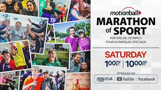 Join The Virtual Marathon Of Sport To Support Special Olympics
