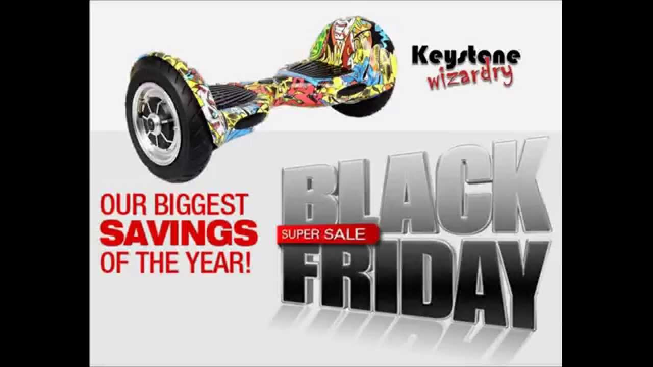 black friday hoverboard scooter sale 60 off cheap till nov 30th youtube. Black Bedroom Furniture Sets. Home Design Ideas