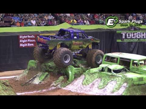 TMB TV: Original Series Episode 6.1 - Toughest Monster Truck Tour - Southaven, MS 2013