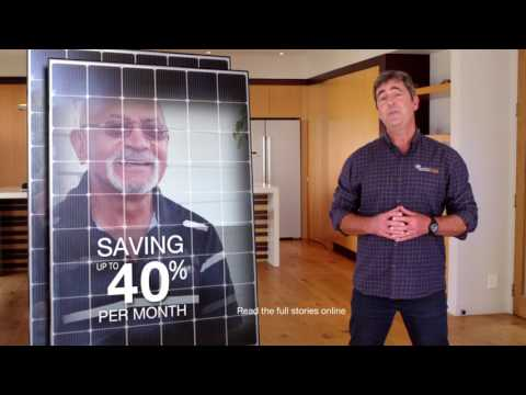 Harrisons Energy Solutions & Peter Wolfkamp - Why Kiwi's Are Going Solar