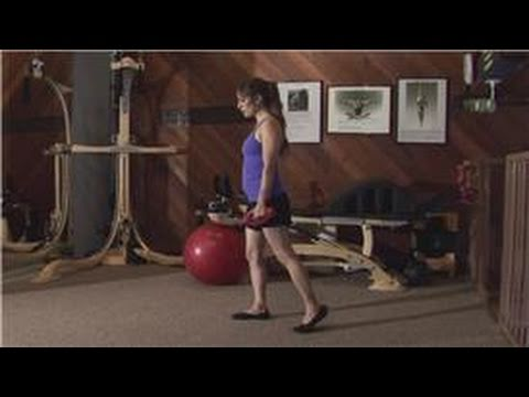 weight training  exercise routines with hand weights